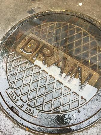 Industrial Wet Street Drain Cover