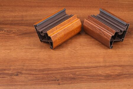 especially: This object wood-like building material. Used especially for home windows.