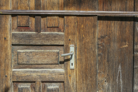keep gate closed: This is a natural house in Blacksea in Turkey.