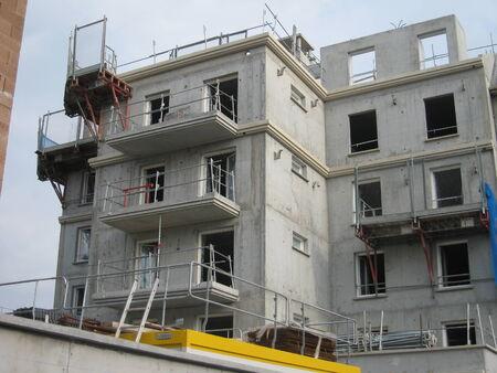 btp: Building under construction