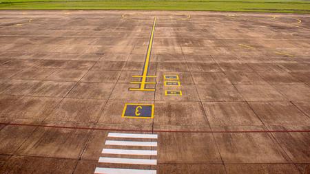 helipad: Helipad for helicopter takeoff.