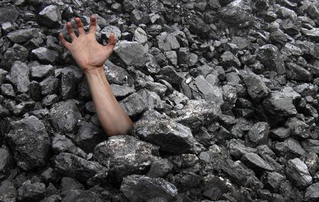 convulsions: Tragedy at a coal mine.
