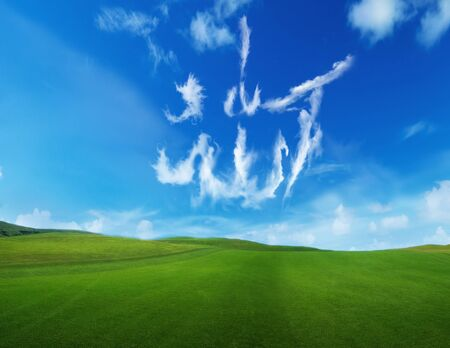 pilgrimage: Clouds in the sky, religion.