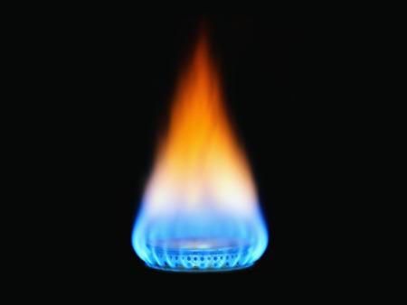 propane gas: Natural gas.