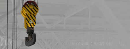 Industrial construction of hangars and industrial premises.