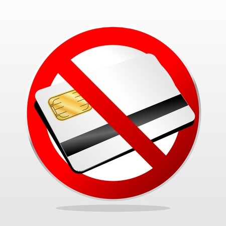 cashless: sign for cashless payment is not accepted