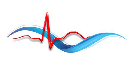 cardioid: cardioide abstracto como metáfora de la cardiología y la salud del corazón