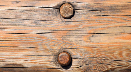 farm house: close-up of an old farm house made of wood Stock Photo