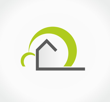 symbol for real estate agent or construction company