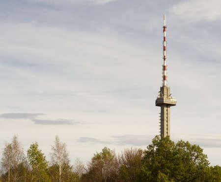 Sofia TV tower