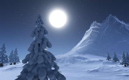 nuit hiver: Nuit d'hiver