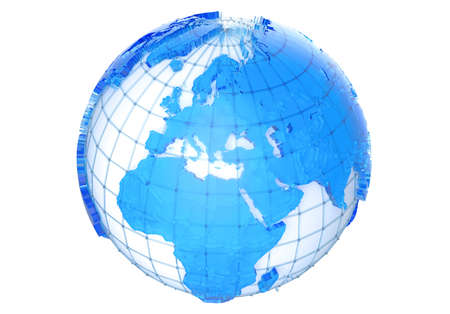 Globe Stock Photo - 17459432