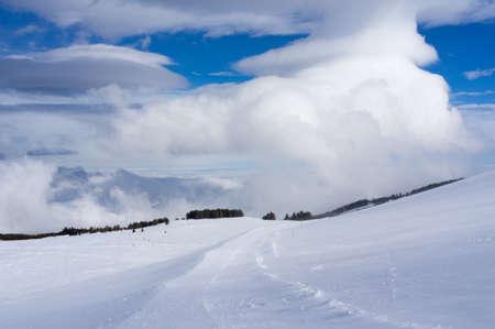 Beauty winter Stock Photo - 18140684