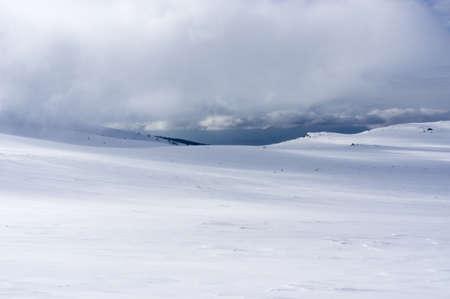 Winter mountain Stock Photo - 18140680