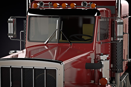 Big truck photo