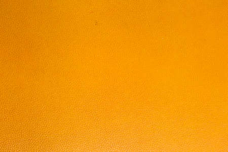 leatherette: leatherette with orange color with empty space