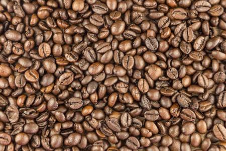 frijol: granos de caf� tostado, se puede utilizar como un fondo Foto de archivo