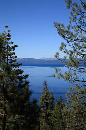 Lake Tahoe Stock fotó