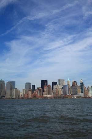 New York City Skyline Stock Photo - 4721924