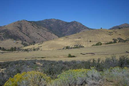 California Hills Stock fotó