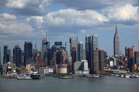 New York City Skyline Stock Photo - 4875912