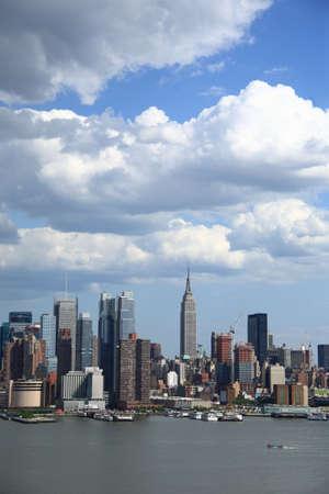 New York City Skyline Stock Photo - 4875904