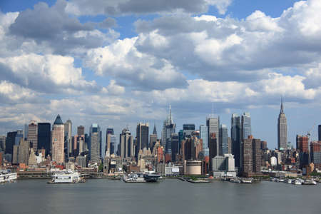 New York City Skyline Stock Photo - 4875914