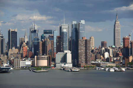 New York City Skyline Stock Photo - 4875917