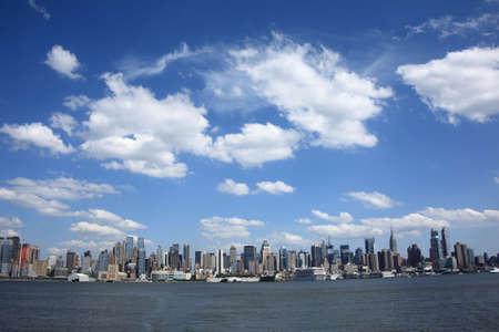 New York City Skyline Stock Photo - 5289868