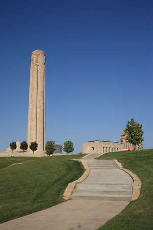pershing: Liberty Memorial - Kansas City