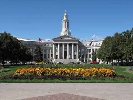 Denver Civic Center Park - City and County Building photo