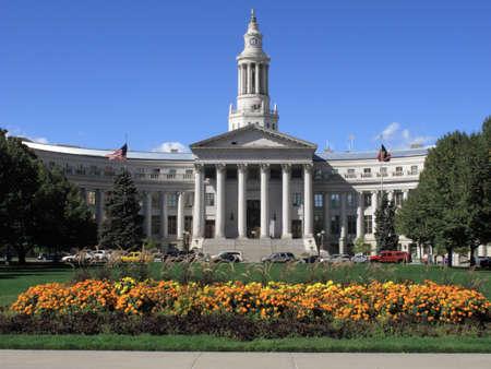 colfax: Denver Civic Center - City and County Building