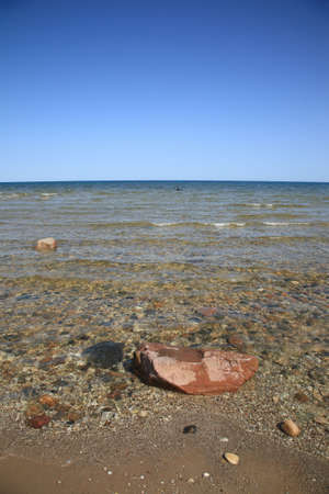 huron: Seashore - Lake Huron