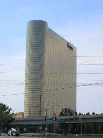 Atlantic City, New Jersey - April 20, 2011: Borgata Hotel and Casino resort in the Marina section of Atlantic City. Stock Photo - 9377931