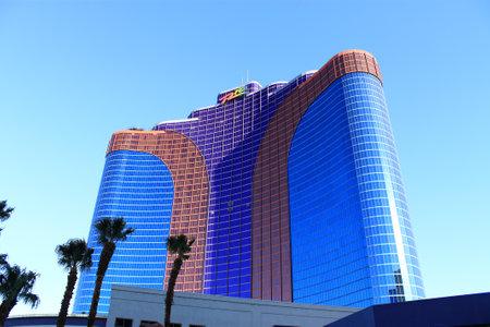 Las Vegas - 28 juni 2012: Rio All Suite Hotel and Casino in de buurt van de beroemde Strip. Redactioneel