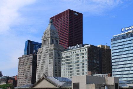 cna: Chicago - 18 de junio de 2012 La arquitectura y los rascacielos de la ciudad de Chicago