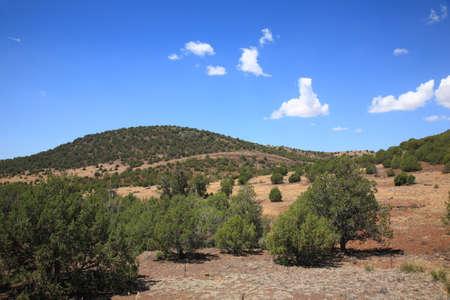 arizona landscape: Southwest Landscape - American Southwest Arizona Landscape Stock Photo