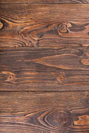 dark brown: Background of natural wooden texture dark brown color close-up