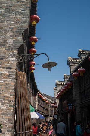 jiangsu: shop lot at Zhenjiang, Jiangsu China
