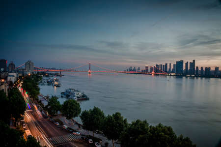 wuhan: The Yangtze River in Wuhan