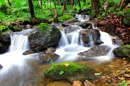 river: Waterfall