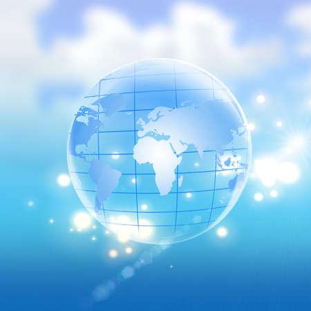international network: Global communication