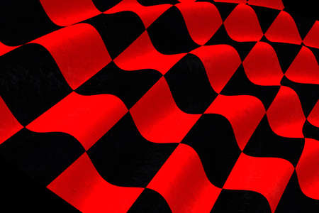 Checkered flag texture background  photo