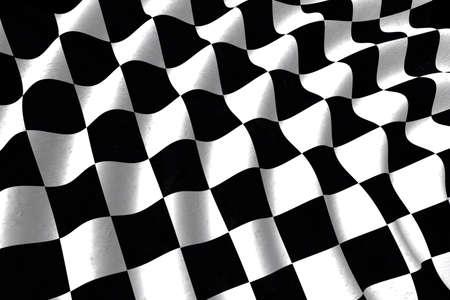 Checkered flag texture background  Stock Photo
