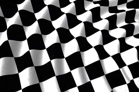 checker: Checkered flag texture background  Stock Photo