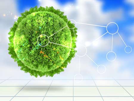 family tree: green planet