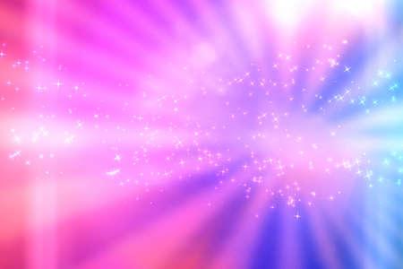 Lights star pattern background photo