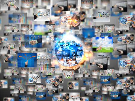 sectores: mundo de los negocios
