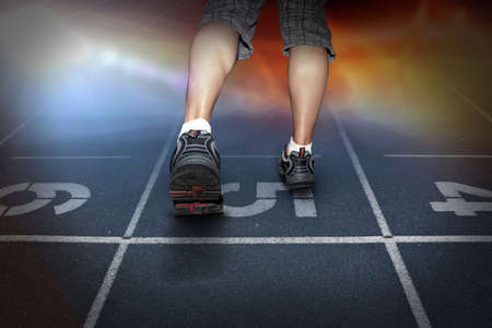 free running photo
