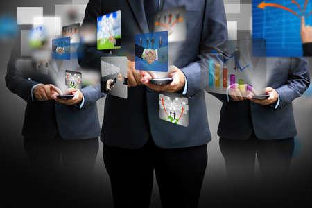 công nghệ: tay nắm giữ thế giới kinh doanh